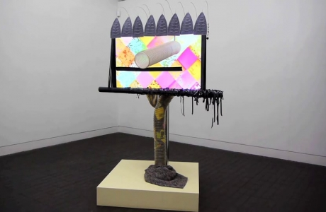 'FLASH BACK (Monument to the Unsaved #1)' (2012)